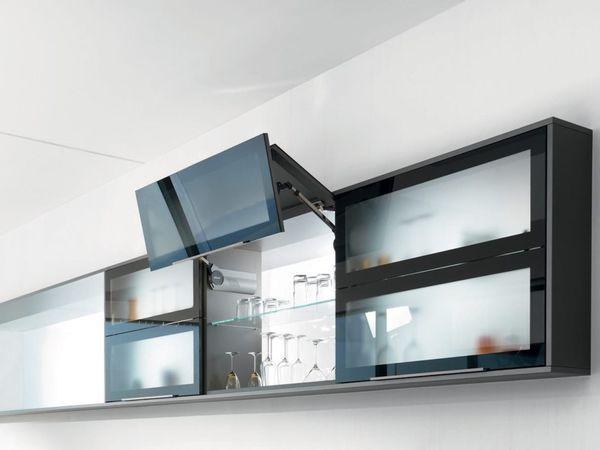 Upper cabinet under the sink Aventos HF