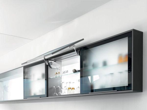 Upper cabinet under the sink Aventos HS