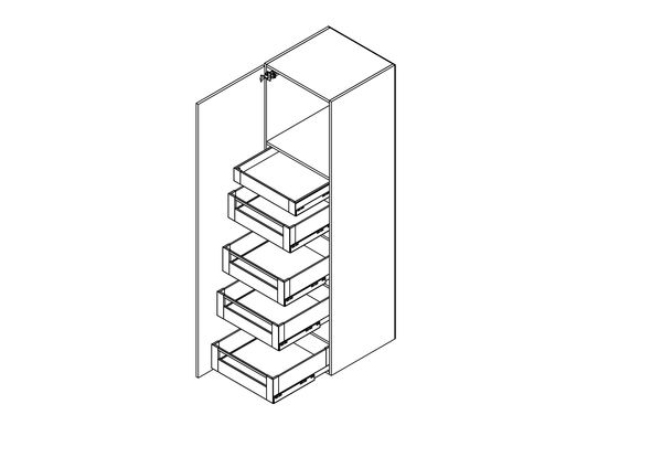 Cabinet SPACE TOWER LEGRABOX