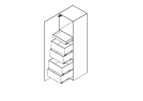 Cabinet SPACE TOWER MOVENTO