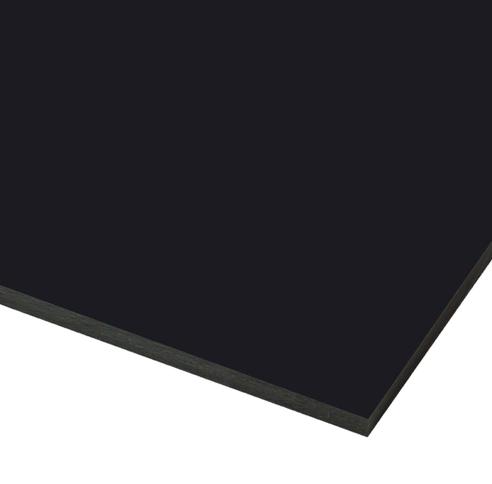 FUNDERMAX HPL (Fine Hammer) 0080 FH Black