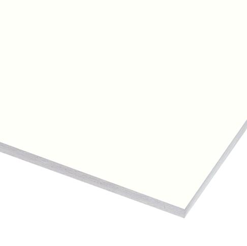 FUNDERMAX HPL (Fine Hammer) 0085 FH White