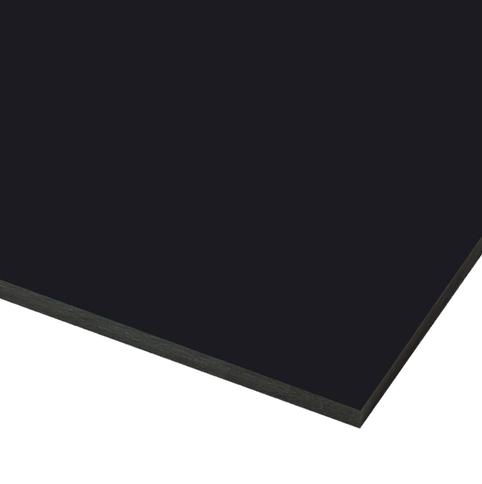 FUNDERMAX HPL (Saxum) 0080 SX Black