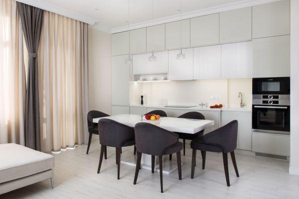 Linear kitchen Trenta