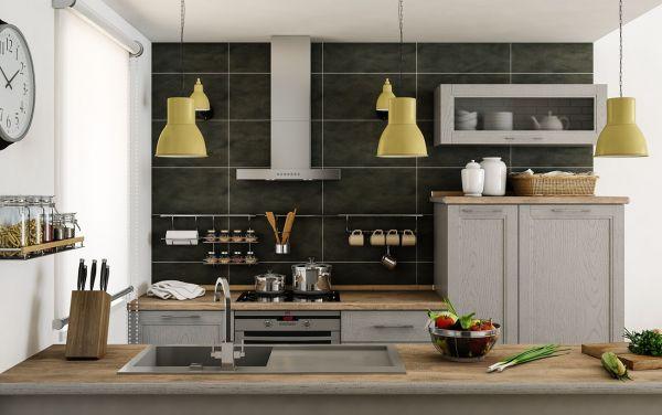 Linear kitchen Alegri
