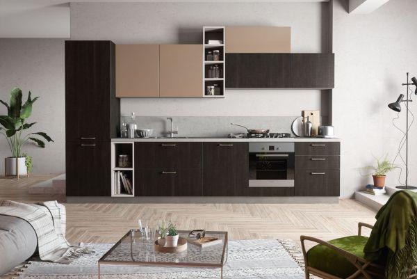 Linear kitchen Alp