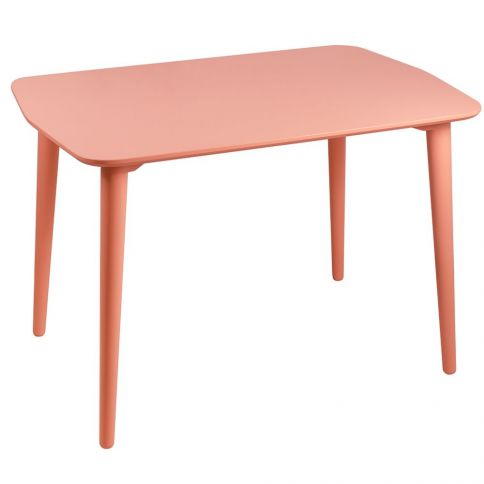 Table Dan beige red