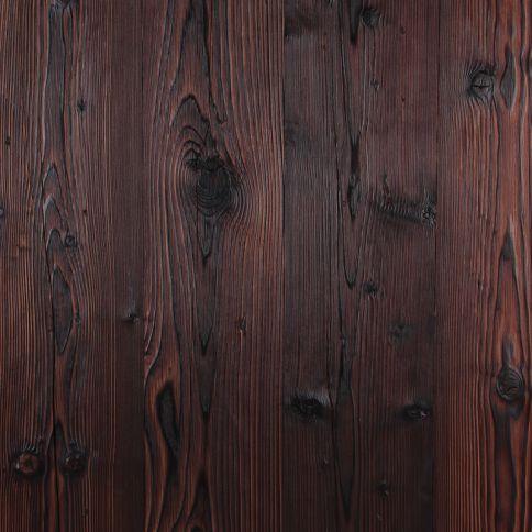 Paneeli HT Muinainen hiiltynyt kuusi | kirkas