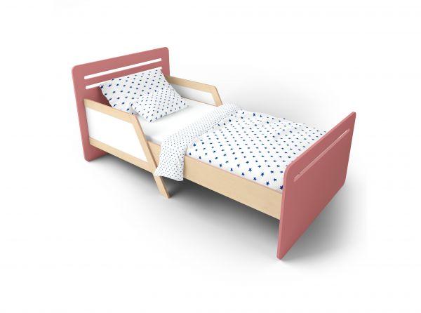 Sänky Colors vaaleanpunainen