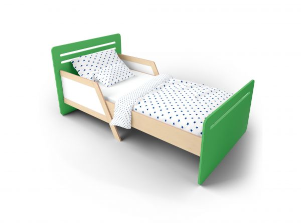 Sänky Colors vihreä