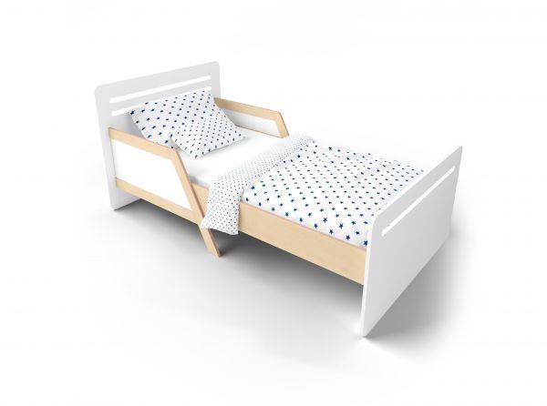 Sänky Colors valkoinen