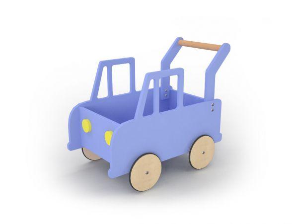 Lasten kone BipBip indigo