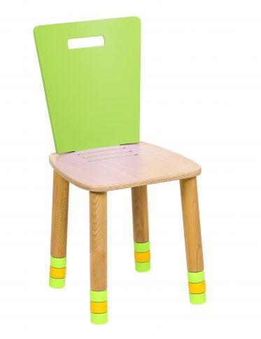 Lasten tuoli säädettävä Royal vihreä