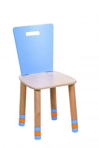 Lasten tuoli säädettävä Royal indigo