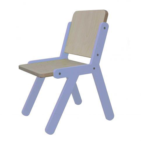 Lasten tuoli Lines 2 indigo