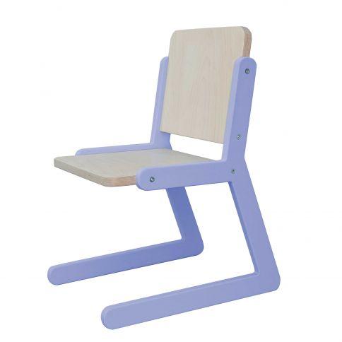 Lasten tuoli Lines 1 indigo