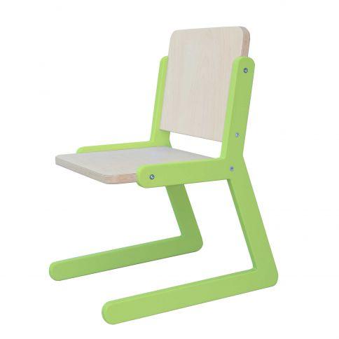Lasten tuoli Lines 1 vihreä