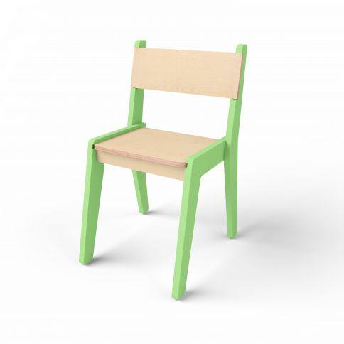 Lasten tuoli Middle 1 vihreä