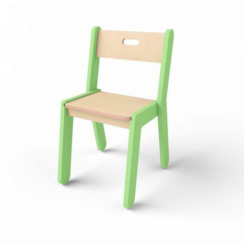 Lasten tuoli Middle 3 vihreä