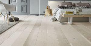 Oak parquet board Cappuccino Grande
