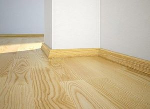 Floor plinth P10 ash