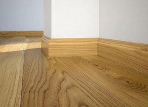 Floor plinth P60 oak