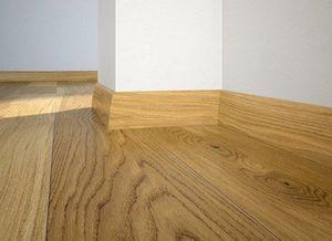 Floor plinth P30 oak