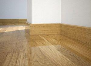 Floor plinth P61 oak High Gloss