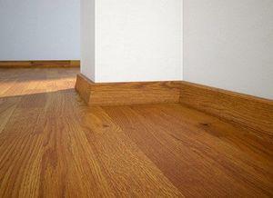 Floor plinth P20 oak Dark