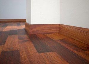 Floor plinth P30 Merbau