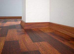 Floor plinth P20 Merbau