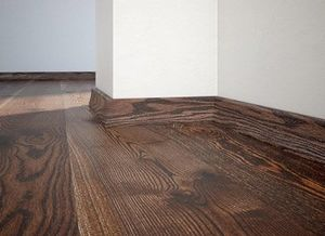 Floor plinth P20 ash Coffee