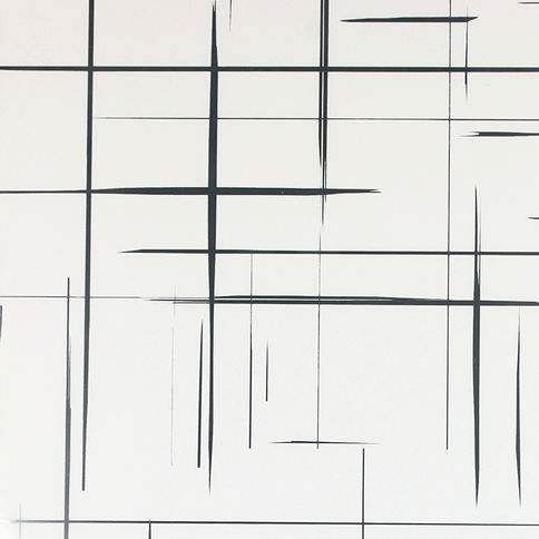 MDF panel Polygloss / Flash U1027 Snow white NIEMANN 2655х1030х18 mm