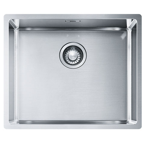 Stainless steel sink. BXX 210 / 110-50 polished (mps) Franke (127.0369.282)