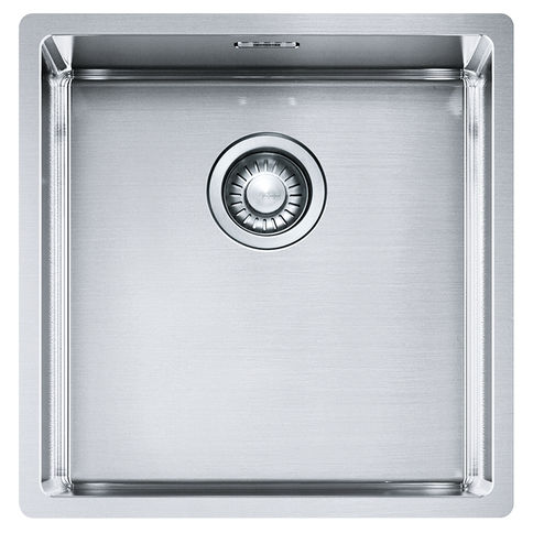 Stainless steel sink. BXX 210 / 110-40 polished (mps) Franke (127.0369.215)