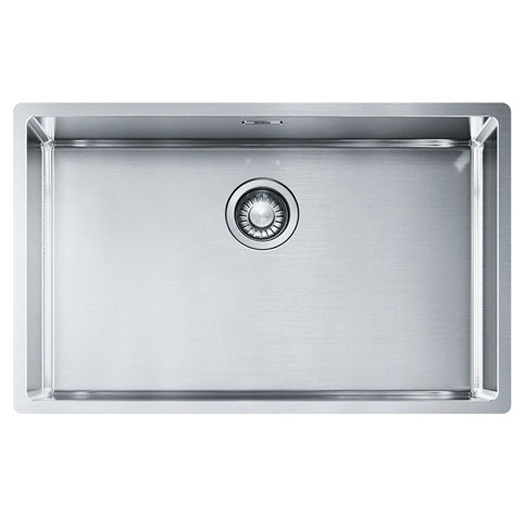 Stainless steel sink. BXX 210 / 110-68 polished (mps) Franke (127.0369.284)