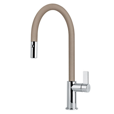 Taps Ambient chrome / almonds Franke (115.0289.532)