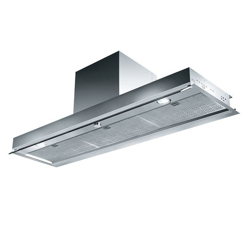 Hoods FSTP NG 1205 X stainless steel / transparent glass 1200mm. Franke