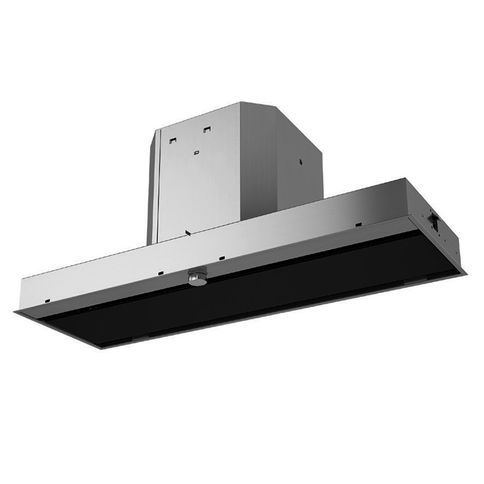 Hoods FMY 608 BI VC black glass 600mm. Franke (110.0456.723)