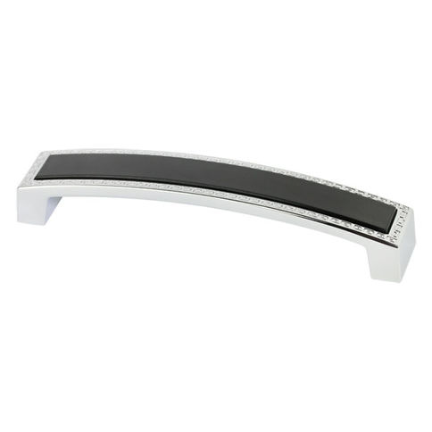 Handle Ferro Fiori M 0310.128 chrome | black insert