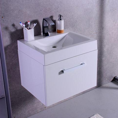 Thumb with washbasin Santa Cruz